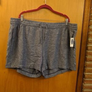 Old Navy Elastic Waist Shorts Sz. XXL